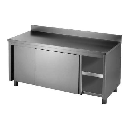 Workbench Cabinet 1800mm With Splashback