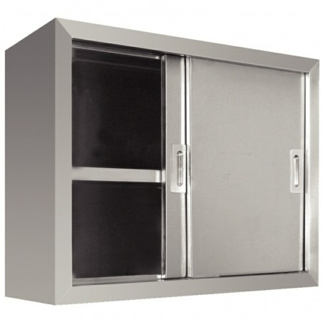 Stainless Steel Cupboard  900 L x 300 D x 600 H