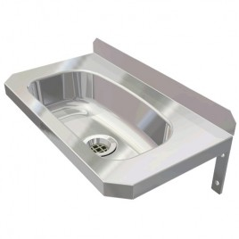 Stainless Steel Basin - Compact