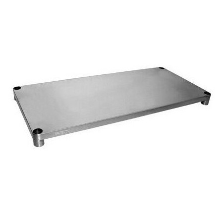 Additional Solid Undershelf - FED Bench Depth 600 mm