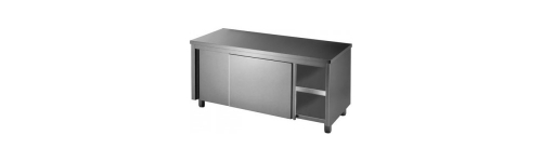 Stainless Workbench Cabinets